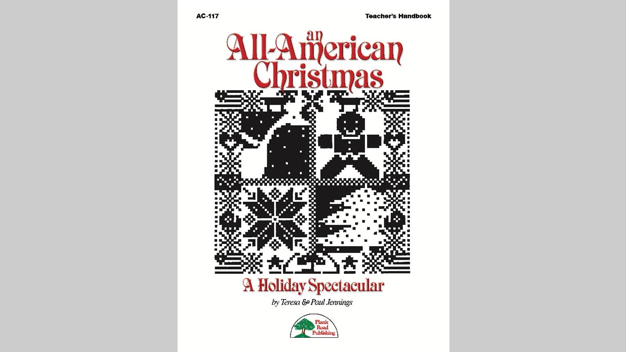 An All-American Christmas - MusicK8.com All-School Revue - YouTube