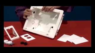 Arlington Industries TVB810 TV Box - Video