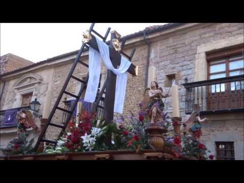 Procesión de María al Pie de la Cruz, Camino de la Esperanza 2017