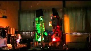 デュエットロボで遊びました。 阿蘇カラクリ研究所謹製 http://www.asok...