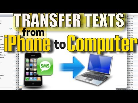 How to Transfer Text Messages from iPhone to Computer (PC & Mac)