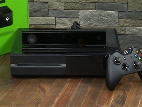 Microsoft Xbox One Hands-on