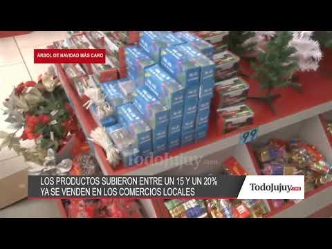 Precios de los arbolitos de Navidad