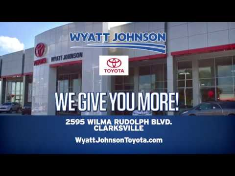 Wyatt Johnson Toyota >> Wyatt Johnson Toyota Summer Sales Event Is Happening Now