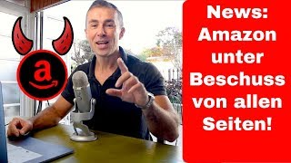News: Amazon gegen Ebay, Verdi Streik, Polen gegen FBA Händler, Amazon Store Berlin