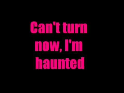 Taylor Swift - Haunted - Lyrics