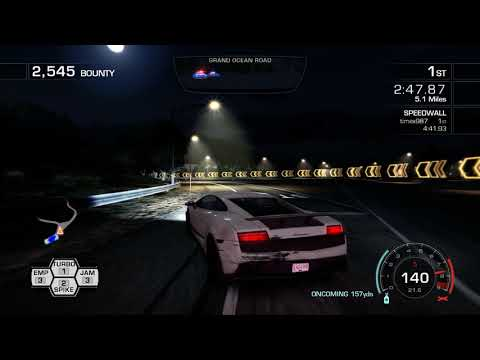 Need For Speed: Hot Pursuit (EUROBEAT INTENSIFIED)  