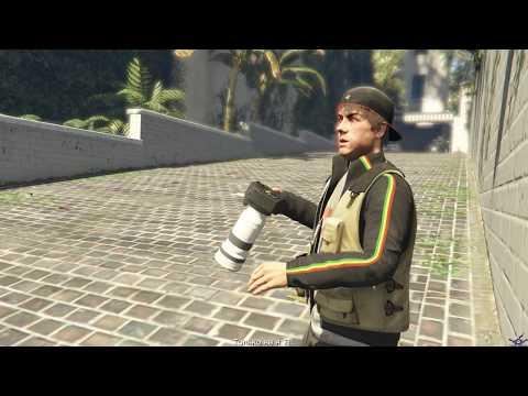 [PC] [15] Прохождение Grand Theft Auto V: Папарацци
