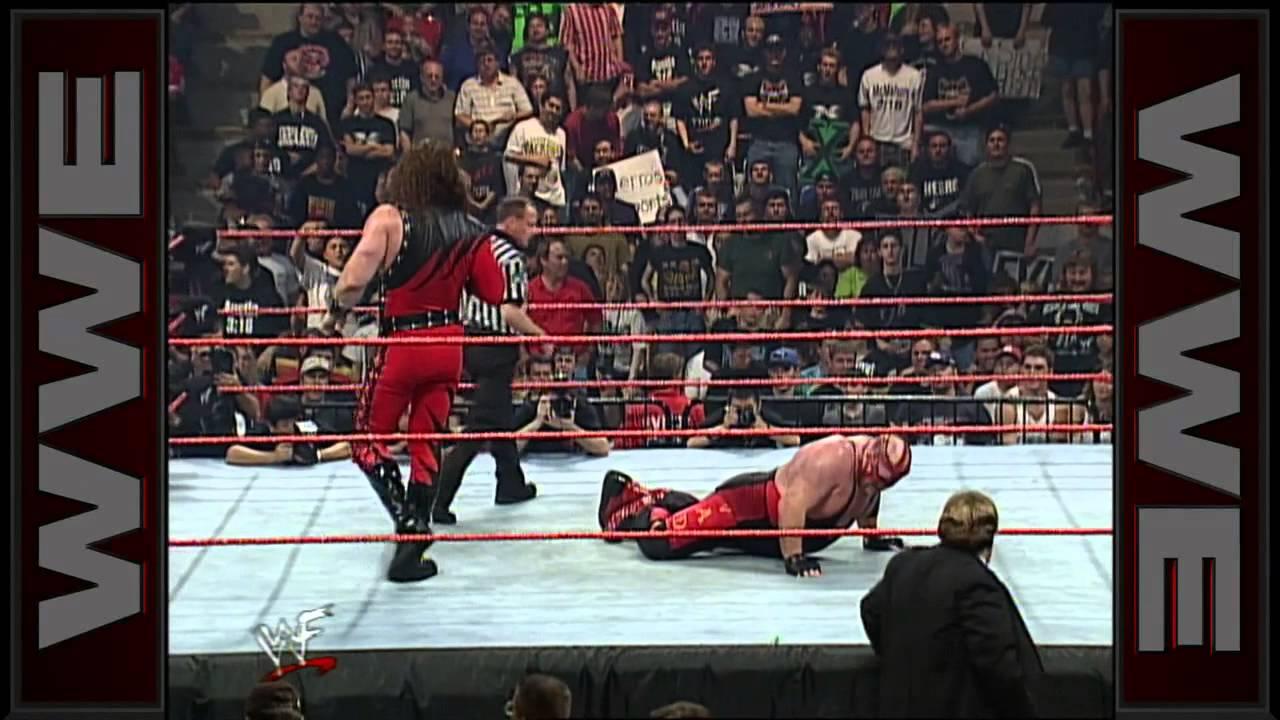 Vader vs. Kane - Mask vs. Mask Match: May 31, 1998