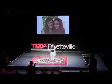 I believe in tribes of women: Amy Robinson at TEDxFayetteville