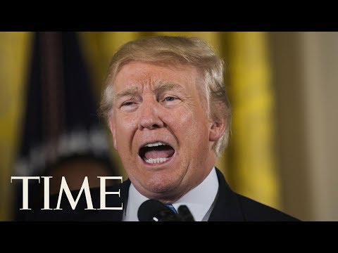 President Trump Delivers Remarks On Combatting The Opioid Crisis: Public Health Emergency | TIME