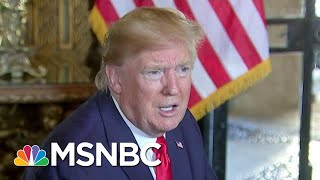 President Donald Trump Under Pressure As Senate Impeachment Trial Looms | The Last Word | MSNBC