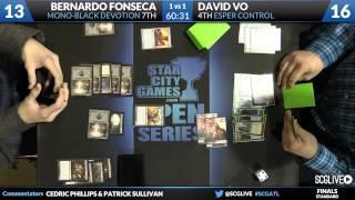 SCGATL - Standard - Finals Pt 2 - Bernado Fonseca vs David Vo