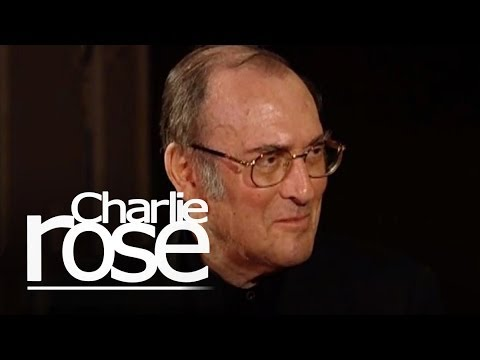 Harold Pinter Talks with Charlie Rose | Charlie Rose
