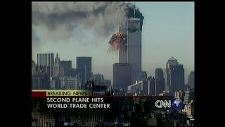 14 år sedan 9/11: Se TV4Nyheternas extrasändning som hölls mitt under dramat - Nyheterna (TV4)