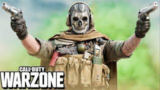 MODERN WARFARE - BATTLE ROYALE WARZONE GAMEPLAY LIVE! (Call of Duty: MW Warzone BR)