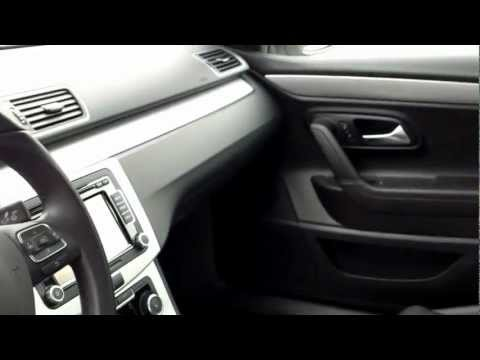 2012 VW CC R Line very cool 1 owner low miles 13k WHite/Black