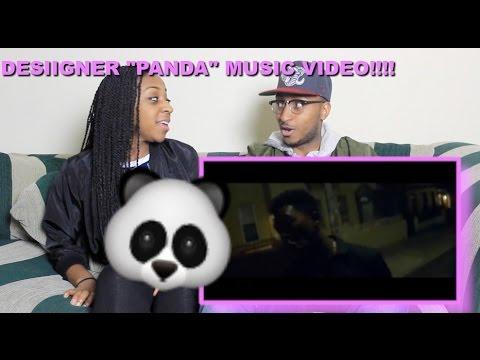 Couple Reacts : Desiigner Panda   Reaction