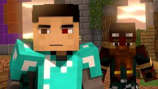 Skywars  FULL TRILOGY Minecraft Animation Hypixel