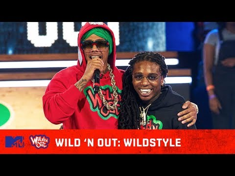 Jacquees Ain't Going Easy on Nick Cannon 😂   Wild N Out   #Wildstyle