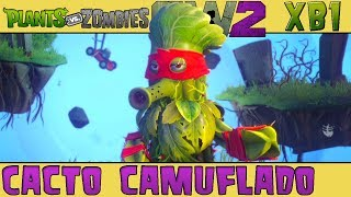 Plants vs. Zombies Garden Warfare 2 - Cacto Camuflado