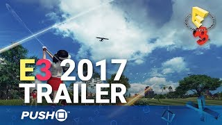 Everybody's Golf E3 2017 Gameplay Trailer | PlayStation 4