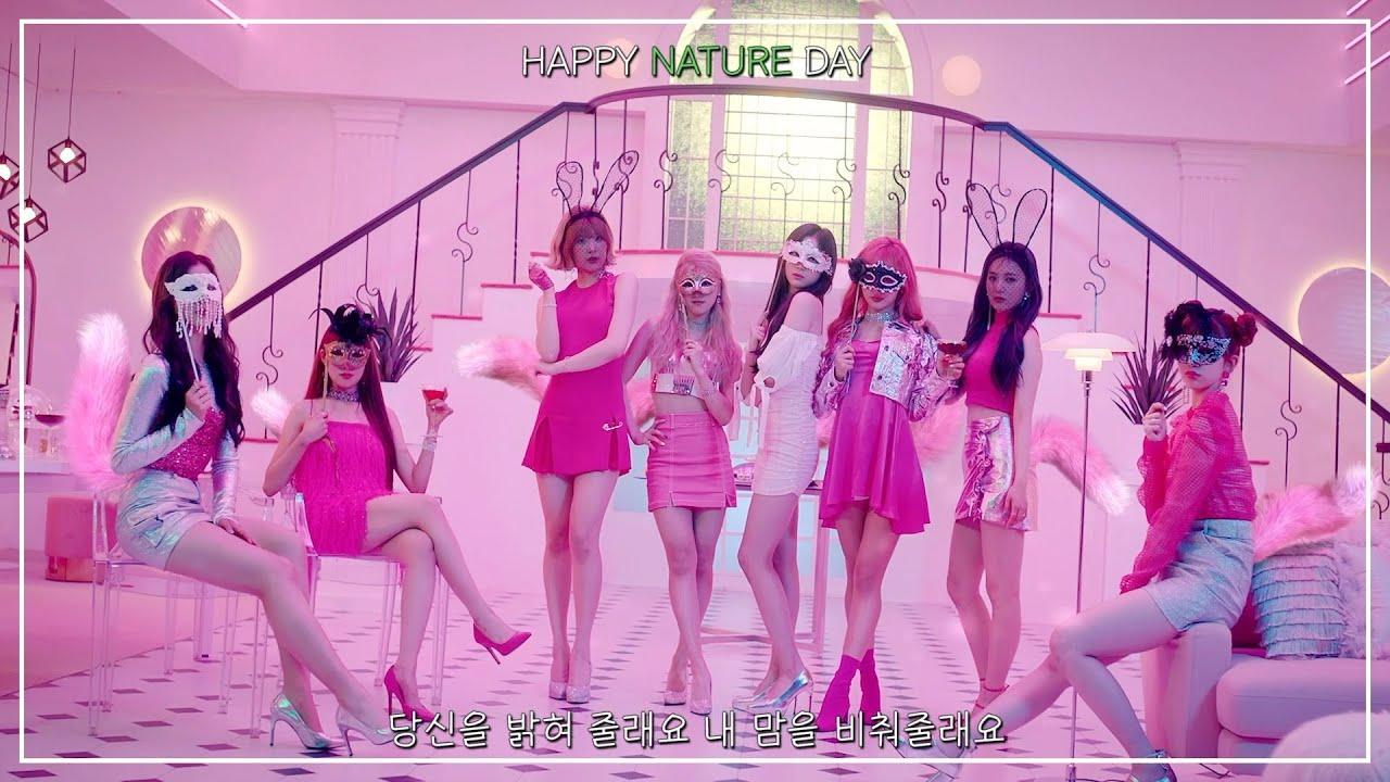 NATURE(네이처) 데뷔 2주년 기념 영상 (2nd Anniversary Video)