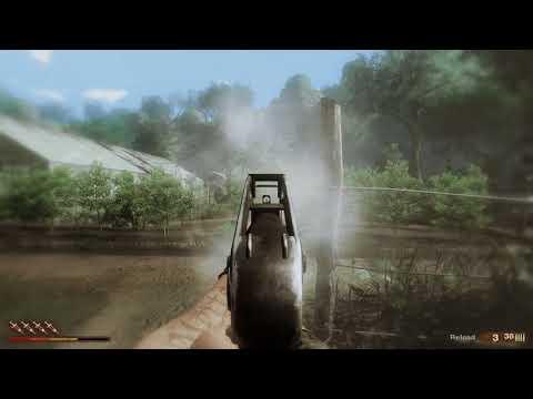 Let's Play Far Cry 2 Infamous - 17 - Warren Clyde Bar 02 + Pills 04 + Flora Guillen Bar 02 HD