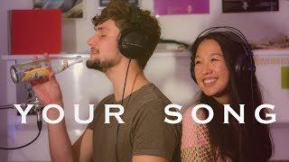 Rita Ora - Your Song | Loop Cover feat. Nadia Harapan