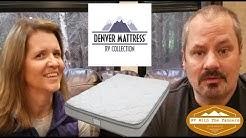 Denver Mattress --- Compared To Home Mattress