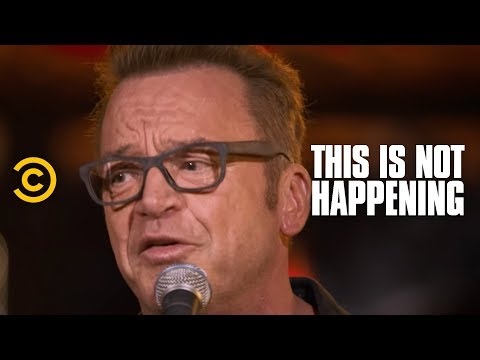 Tom Arnold - Working at McDonald's - This Is Not Happening - Uncensored - Extended