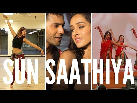 Sun Saathiya (ABCD2) || Bollywood Dance || Choreography by Francesca McMillan