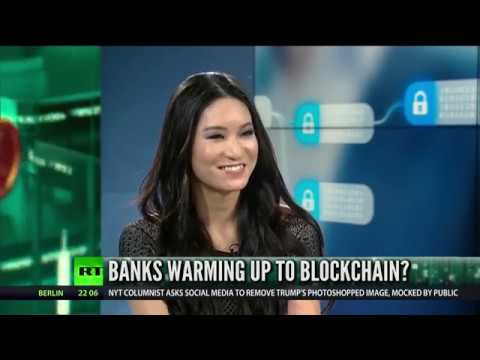 Banks Warming Up To Blockchain?
