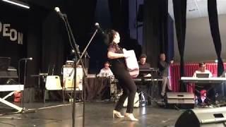 «La Fiesta del Sol» Stéphanie Rodriguez au «Printemps de l'Accordéon» paso doble accordeon