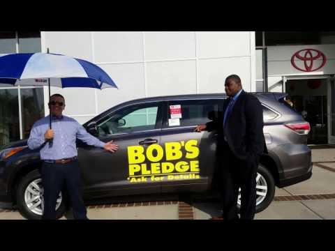 Bob Richards Toyota Mannequin Challenge
