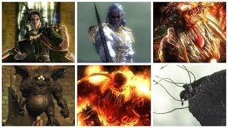 Demon's Souls 4K: All Bosses / All Boss Fights