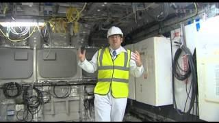 Inside nerve centre of new UK carrier 01.02.13