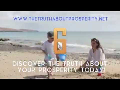 Truth About Prosperity... Or...