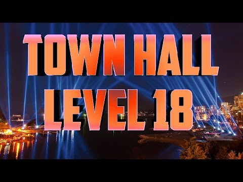 Castle Clash F2p Episode 22: Town Hall Level 18 HBM F2P 5 Hero Base Defense