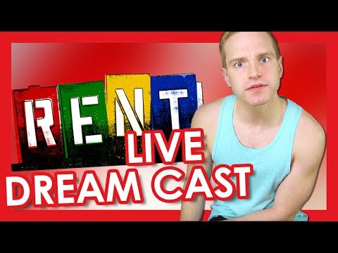 My Rent Live Dream Cast  TYLER MOUNT