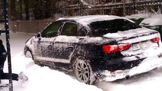 #istanbul Kar Yağışı #kazalar #karda Kayan #arabalar #2019 #الثلوج في اسطنبول# ا