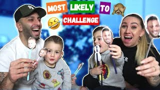 MOST LIKELY TO CHALLENGE | LAKAP JUNIOR