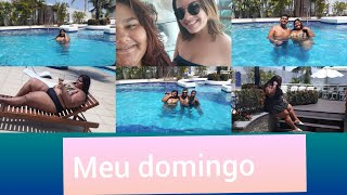 vlog sobre o meu domingo em família 🌼(hisalana Gomes)