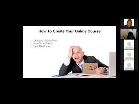 How To Develop Online Training Courses Without Stress Or Overwhelm