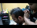 Head and Shoulder Massage with Neck CRACKING- (Intense)