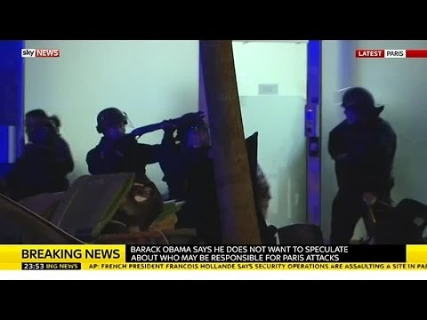 Paris Attack | Bataclan Hostages Leave
