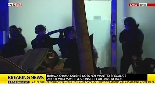 Paris Attack   Bataclan Hostages Leave