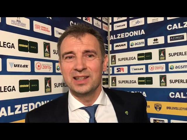 18 febbraio 2019 - Nikola Grbic