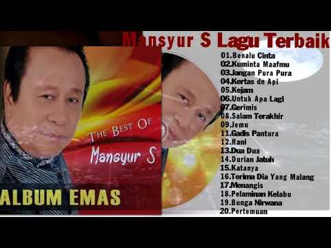 MANSYUR S ALL ALBUM Lagu Dangdut Lawas 80an, 90an - Lagu Hits 90an