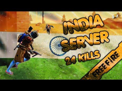 [B2K] INDIAN SERVER FULL GAMEPLAY 24 KILLS